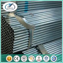 Galvanized Round Steel Tube