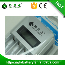 alibaba china GLE-903 LCD Super Quick external rechargeable battery Charger