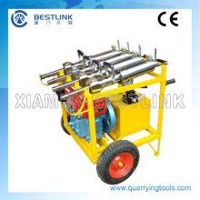 Splitter Hidráulico de Pedra e Concreto para Motor Diesel