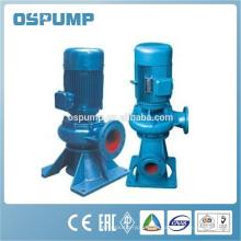 Vertikale Inline-Abwasserpumpe