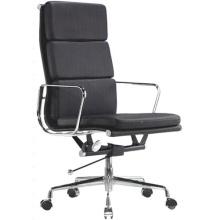 Président du directeur de chaise rembourré haut de gamme Eames (FOH-MF77-A)