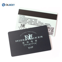 PVC Membership ID Card Design with Magnetic Strip /Wuhan CNJACKY