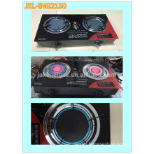 tempered glass top infra red burner gas cooker