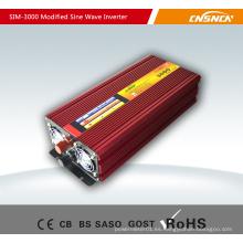 3000W Pure Sine Wave inversor 12V / 24V / 48V 220V de la mejor calidad