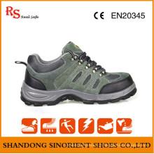 Sapatos de segurança leves resistentes a produtos químicos RS392