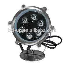 Geführtes Brunnen / Teiche / Unterwasserlicht IP68 Wechselstrom 12V oder AC / DC24V