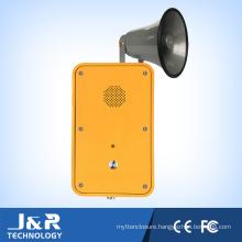 Telephone with Loudspeaker, IP66 Phone, Analogue/VoIP Phone, Handsfree Phone