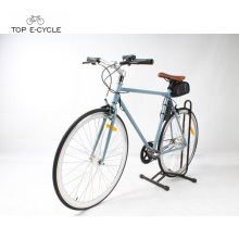 Bicicleta inteligente single speed / fixed gear electricl bicicleta fabricada na China