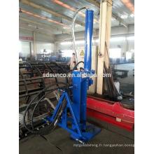 Séparateur de bûches pto / moteur diesel
