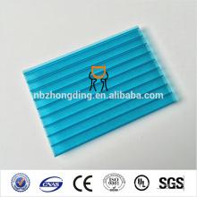 поликарбонат парниковых панелей остекление/поликарбонат для парника