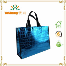 Strength Laser Laminated Non Woven Bags for Shopping and Promotiom