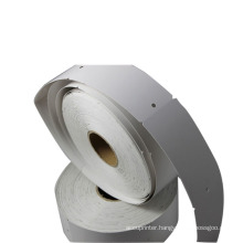Garment price cardboard hang tags type custom blank garment price tags