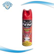 L'insecticide sans inodores est formé avec de la cyperméthrine
