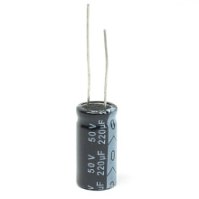 Hot Sale Aluminum Electrolytic Capacitor Miniature Size 1000UF