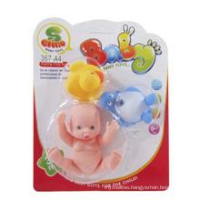 Lovely Mini Vinyl Baby Dolls Shower Toys F or Baby Toy (10207414)