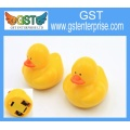 Plastic Pull Back Yellow Duck Vehicles