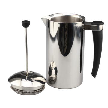 Kaffee French Press mit Silikongriff