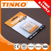 Avec la veste au lithium pile 1, 5V Li-FeS2 & LF 1200mAh bonne qualité