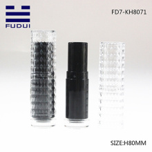 New luxury plastic lipstick tube/lipstick case