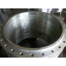 Anillos y rebordes grandes forjados de acero al carbono (FF2028)