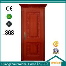 Настроить внутреннюю окрашенную деревянную дверь для дома