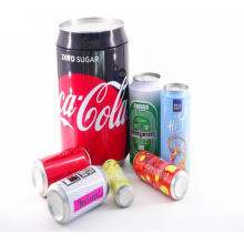 Customized Beverage Tin Can Metal Packing China Factory