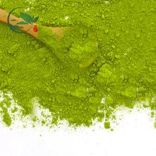 Grado orgánico Uji Matcha de la ceremonia del certificado del producto verde al por mayor del té