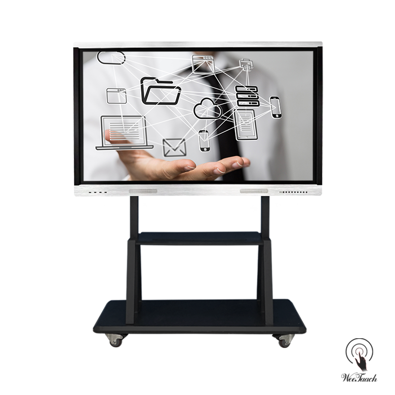 65 Inches Flat Touchboard Cheap with mobile stand
