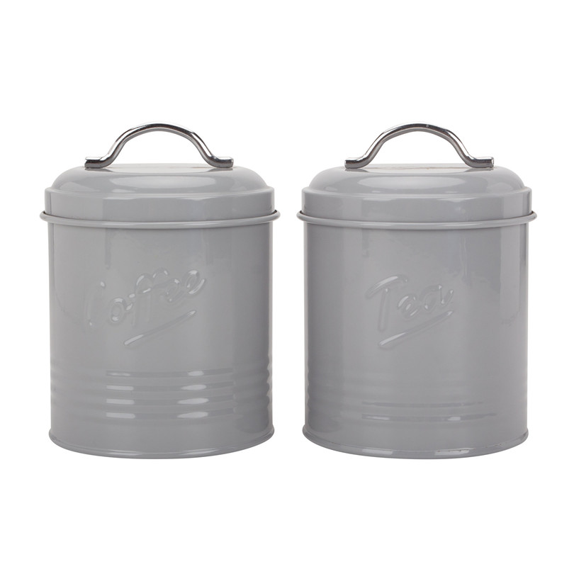 Coffee Sugar Canister Set