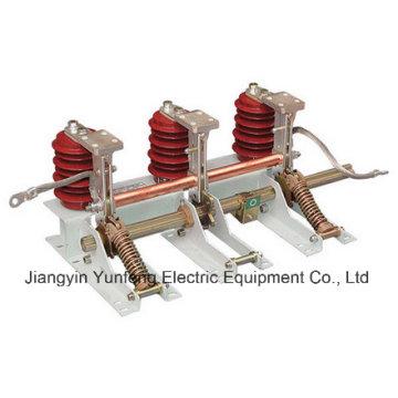 Interruptor de puesta a tierra de alto voltaje 24kv-Jn15-24