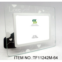 Green Glass Mirror Coated Picture Frames