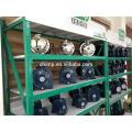 Impulsores dobles 2MCP25 / 140 1.5hp Bomba de agua eléctrica centrífuga de hierro fundido