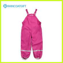 Kinder PU Regenkleidung Jumpsuit Rum-017