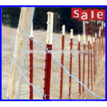 America and Europe Top-selling farm metal T fence post
