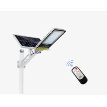 Luzes de rua solares que economizam energia para portões