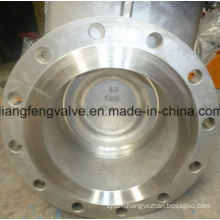 API Rising Stem Gate Valve Flange End with Stainless Steel RF