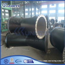 high pressure customized y piece steel pipe (USB3-007)