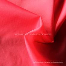 190t Check Nylon Taffeta Fabric