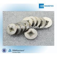 Bulk Ring AlNiCo Magnets for Motors