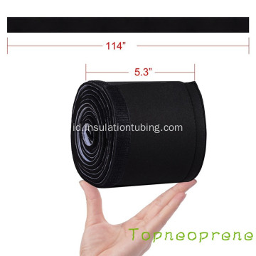 Neoprene Cable Management Organizer Sleeve