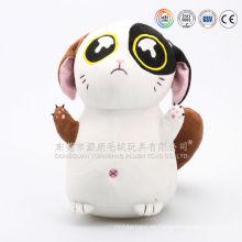 Muñeco de peluche felpa gato hecho a medida OEM juguete y amor felpa realista juguete de gato