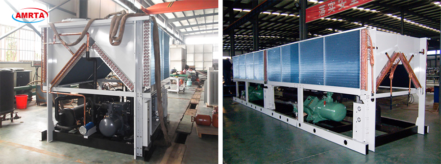 Air Cooled Glycol Water Chiller for Brewery Beverage