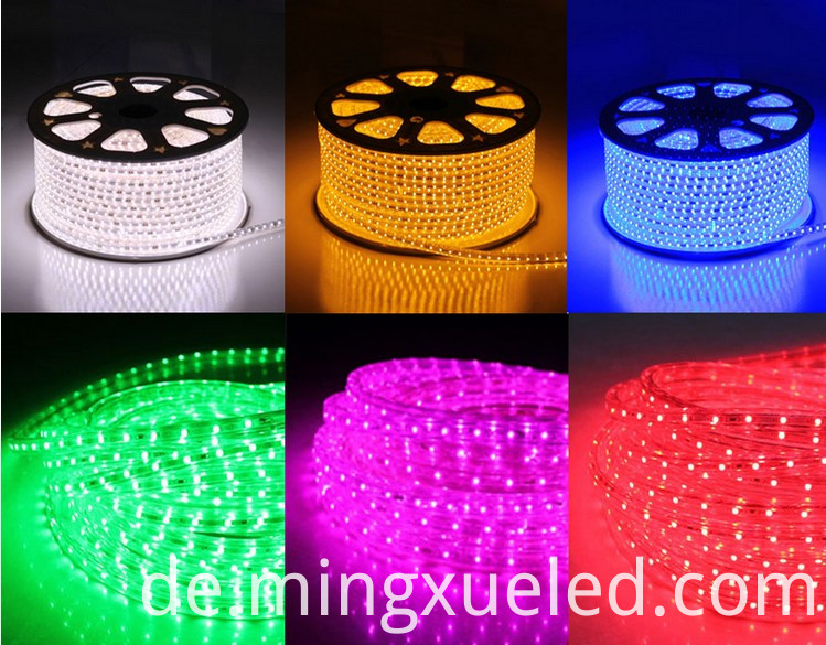 led high voltage strip