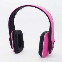 Novo fone de ouvido Bluetooth design com som estéreo