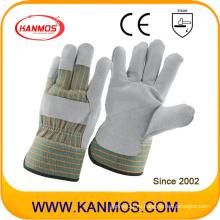 Промышленная безопасность Корова Сплит кожаные рабочие перчатки (110072)