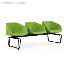 Molding Foam Type Airport Chair for 3 Seater Beam