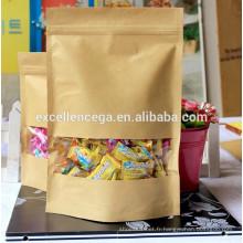 Le sac en papier plus populaire avec doublure en plastique