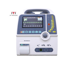Hospital Equipment Automated External Portable Biphasic AED Medical Defibrillator