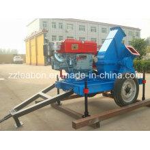 Machine de broyeur de bois conduite par Pto largement utilisée