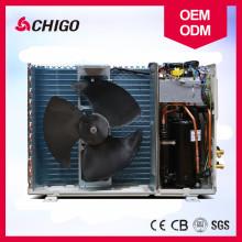 Fuente de aire superior del calentador de agua del acero inoxidable de los tanques de agua de la venta